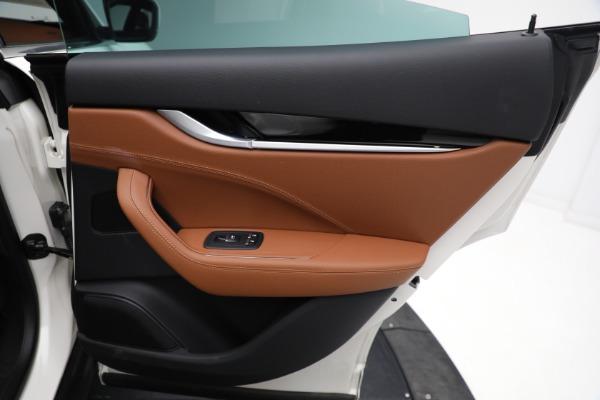 New 2021 Maserati Levante Q4 for sale $85,625 at Maserati of Westport in Westport CT 06880 28