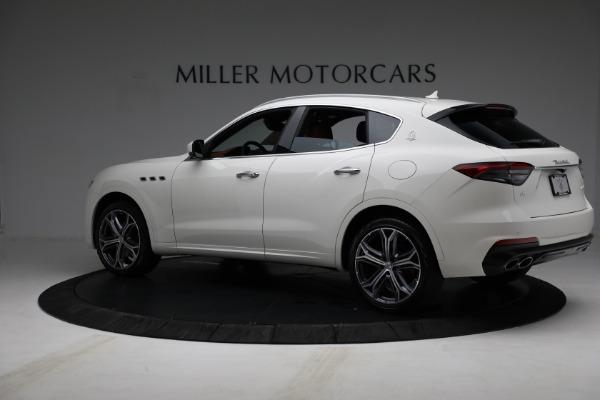 New 2021 Maserati Levante Q4 for sale $85,625 at Maserati of Westport in Westport CT 06880 4