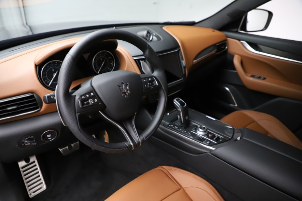 New 2021 Maserati Levante S Q4 GranSport for sale $100,185 at Maserati of Westport in Westport CT 06880 13