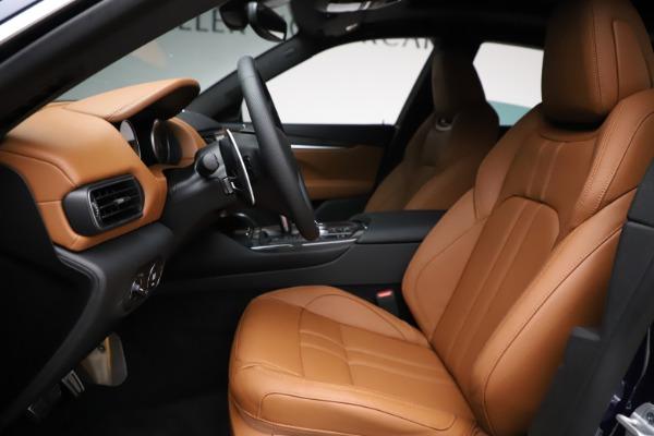 New 2021 Maserati Levante S Q4 GranSport for sale $100,185 at Maserati of Westport in Westport CT 06880 14