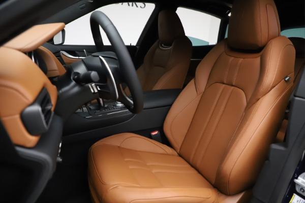 New 2021 Maserati Levante S Q4 GranSport for sale $100,185 at Maserati of Westport in Westport CT 06880 15