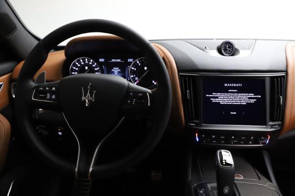 New 2021 Maserati Levante S Q4 GranSport for sale $100,185 at Maserati of Westport in Westport CT 06880 16