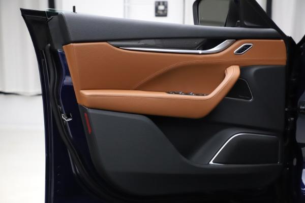 New 2021 Maserati Levante S Q4 GranSport for sale $100,185 at Maserati of Westport in Westport CT 06880 17