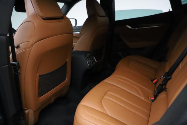 New 2021 Maserati Levante S Q4 GranSport for sale $100,185 at Maserati of Westport in Westport CT 06880 18