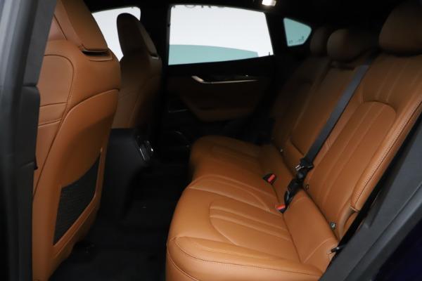 New 2021 Maserati Levante S Q4 GranSport for sale $100,185 at Maserati of Westport in Westport CT 06880 19