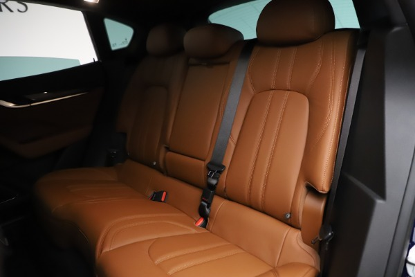 New 2021 Maserati Levante S Q4 GranSport for sale $100,185 at Maserati of Westport in Westport CT 06880 20