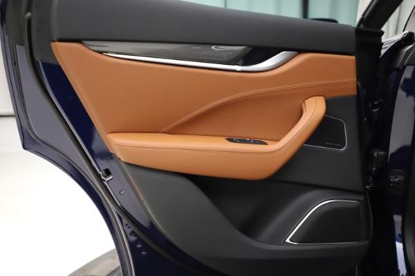 New 2021 Maserati Levante S Q4 GranSport for sale $100,185 at Maserati of Westport in Westport CT 06880 21