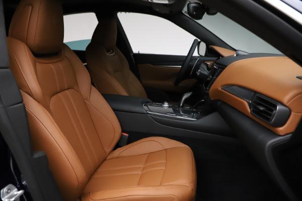 New 2021 Maserati Levante S Q4 GranSport for sale $100,185 at Maserati of Westport in Westport CT 06880 23