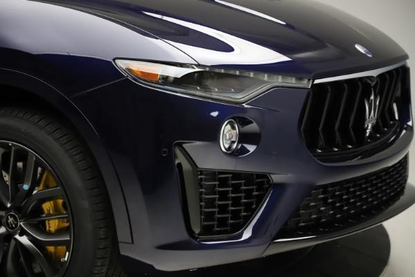 New 2021 Maserati Levante S Q4 GranSport for sale $100,185 at Maserati of Westport in Westport CT 06880 25