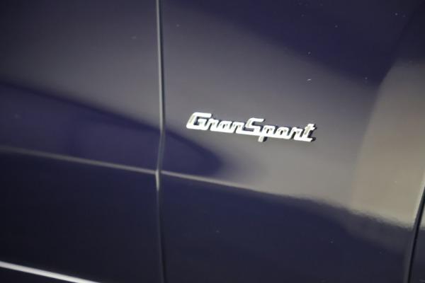 New 2021 Maserati Levante S Q4 GranSport for sale $100,185 at Maserati of Westport in Westport CT 06880 26