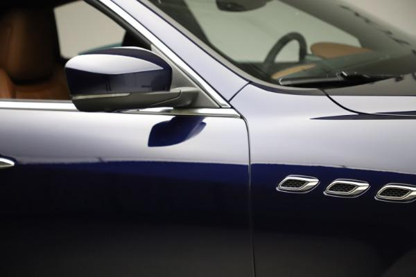 New 2021 Maserati Levante S Q4 GranSport for sale $100,185 at Maserati of Westport in Westport CT 06880 28