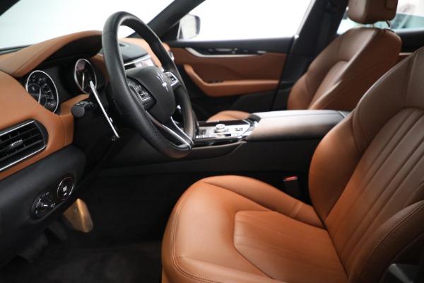 New 2021 Maserati Levante Q4 for sale Call for price at Maserati of Westport in Westport CT 06880 11