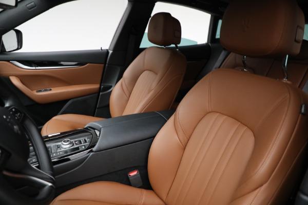 New 2021 Maserati Levante Q4 for sale Call for price at Maserati of Westport in Westport CT 06880 12