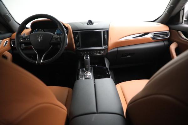 New 2021 Maserati Levante Q4 for sale Call for price at Maserati of Westport in Westport CT 06880 13