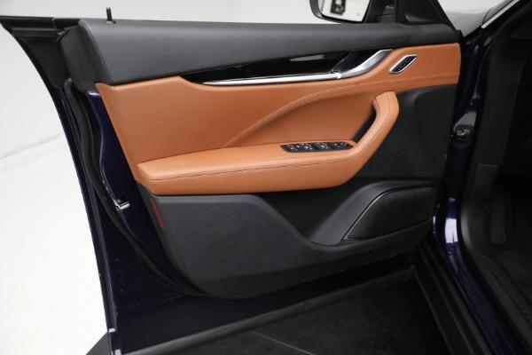 New 2021 Maserati Levante Q4 for sale Call for price at Maserati of Westport in Westport CT 06880 14