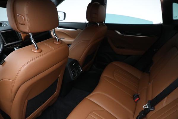 New 2021 Maserati Levante Q4 for sale Call for price at Maserati of Westport in Westport CT 06880 15