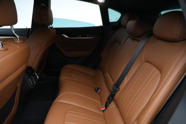 New 2021 Maserati Levante Q4 for sale Call for price at Maserati of Westport in Westport CT 06880 16