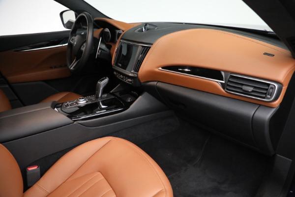 New 2021 Maserati Levante Q4 for sale Call for price at Maserati of Westport in Westport CT 06880 17