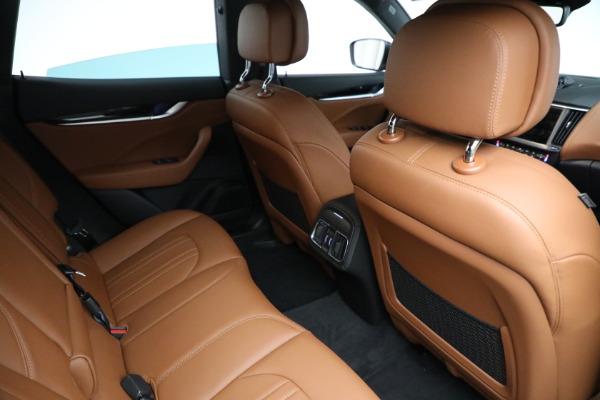 New 2021 Maserati Levante Q4 for sale Call for price at Maserati of Westport in Westport CT 06880 18