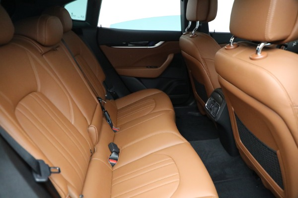 New 2021 Maserati Levante Q4 for sale Call for price at Maserati of Westport in Westport CT 06880 19