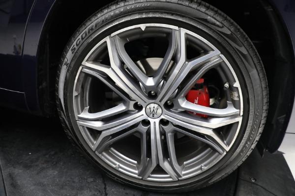 New 2021 Maserati Levante Q4 for sale Call for price at Maserati of Westport in Westport CT 06880 21