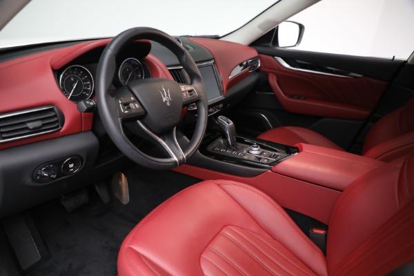 New 2021 Maserati Levante Q4 for sale $76,769 at Maserati of Westport in Westport CT 06880 12