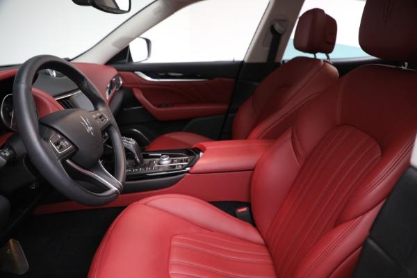 New 2021 Maserati Levante Q4 for sale $76,769 at Maserati of Westport in Westport CT 06880 13