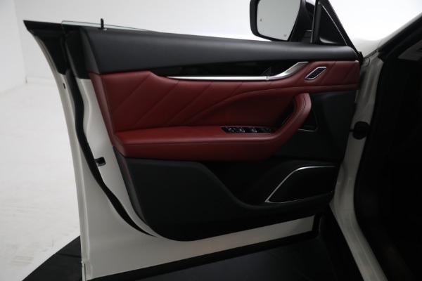 New 2021 Maserati Levante Q4 for sale $76,769 at Maserati of Westport in Westport CT 06880 14