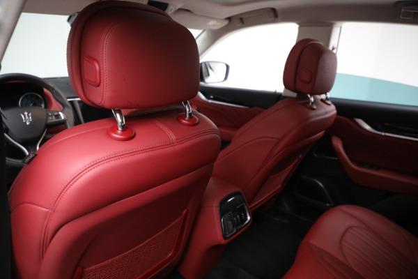 New 2021 Maserati Levante Q4 for sale $76,769 at Maserati of Westport in Westport CT 06880 15