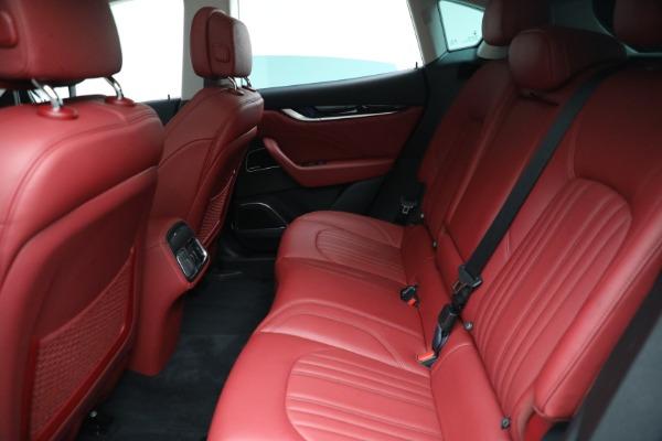 New 2021 Maserati Levante Q4 for sale $76,769 at Maserati of Westport in Westport CT 06880 16