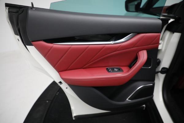 New 2021 Maserati Levante Q4 for sale $76,769 at Maserati of Westport in Westport CT 06880 18
