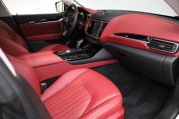 New 2021 Maserati Levante Q4 for sale $76,769 at Maserati of Westport in Westport CT 06880 19
