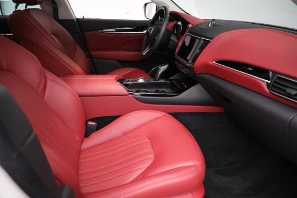 New 2021 Maserati Levante Q4 for sale $76,769 at Maserati of Westport in Westport CT 06880 20