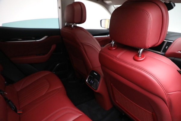 New 2021 Maserati Levante Q4 for sale $76,769 at Maserati of Westport in Westport CT 06880 22