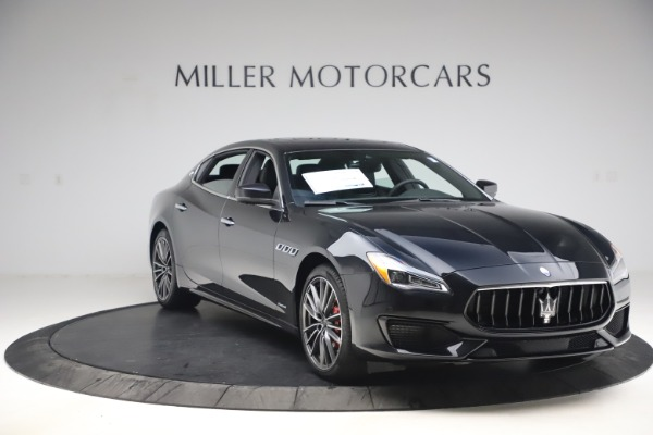 New 2021 Maserati Quattroporte S Q4 GranSport for sale $129,185 at Maserati of Westport in Westport CT 06880 11