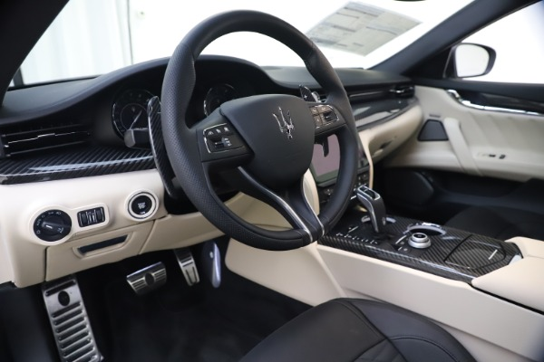 New 2021 Maserati Quattroporte S Q4 GranSport for sale $129,185 at Maserati of Westport in Westport CT 06880 13