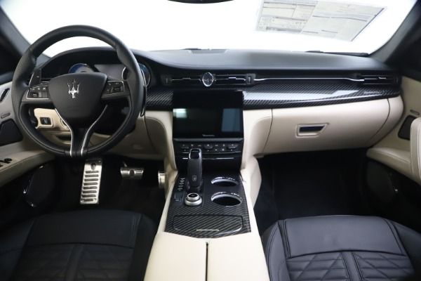 New 2021 Maserati Quattroporte S Q4 GranSport for sale $129,185 at Maserati of Westport in Westport CT 06880 16