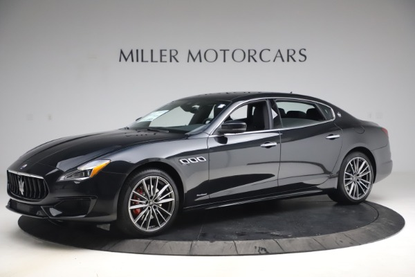New 2021 Maserati Quattroporte S Q4 GranSport for sale $129,185 at Maserati of Westport in Westport CT 06880 2