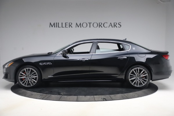 New 2021 Maserati Quattroporte S Q4 GranSport for sale $129,185 at Maserati of Westport in Westport CT 06880 3