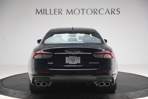 New 2021 Maserati Quattroporte S Q4 GranSport for sale $129,185 at Maserati of Westport in Westport CT 06880 6