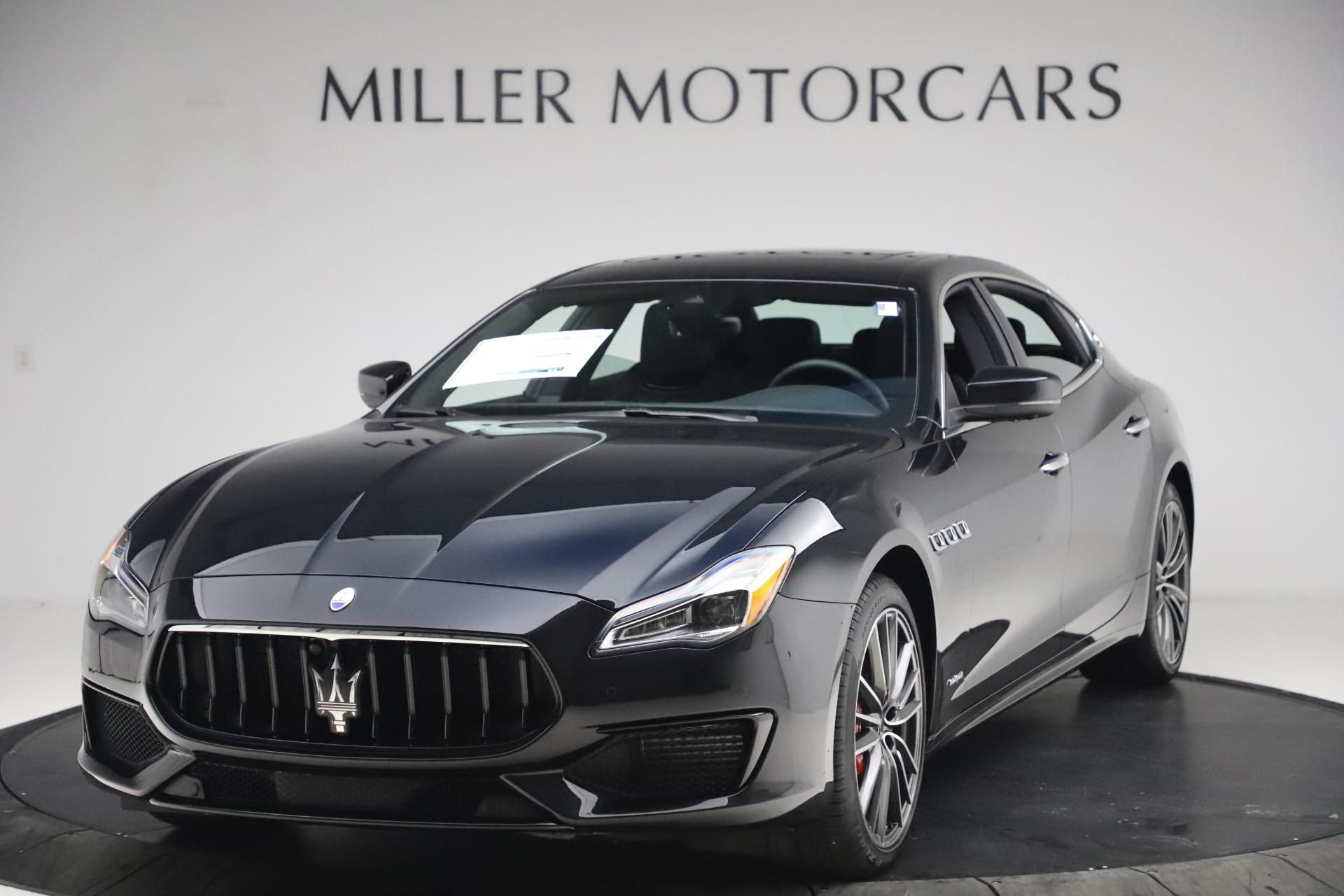 New 2021 Maserati Quattroporte S Q4 GranSport for sale $129,185 at Maserati of Westport in Westport CT 06880 1