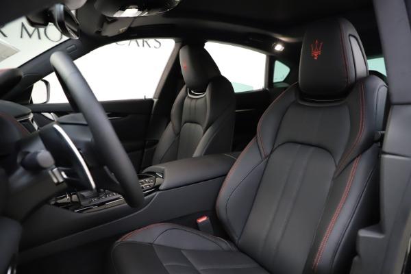 New 2021 Maserati Levante Q4 GranSport for sale $92,485 at Maserati of Westport in Westport CT 06880 13