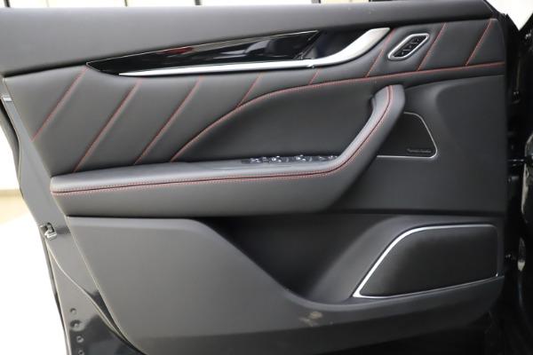 New 2021 Maserati Levante Q4 GranSport for sale $92,485 at Maserati of Westport in Westport CT 06880 17