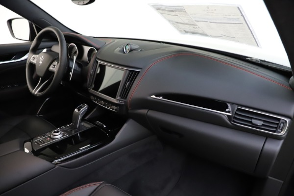 New 2021 Maserati Levante Q4 GranSport for sale $92,485 at Maserati of Westport in Westport CT 06880 23