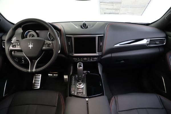 New 2021 Maserati Levante Q4 GranSport for sale $92,485 at Maserati of Westport in Westport CT 06880 25