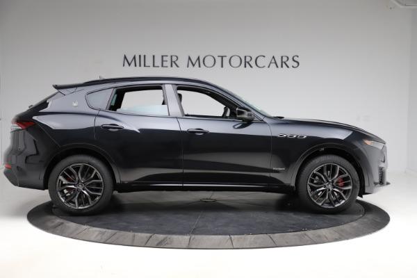 New 2021 Maserati Levante Q4 GranSport for sale $92,485 at Maserati of Westport in Westport CT 06880 9