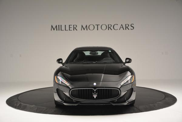 Used 2013 Maserati GranTurismo Sport for sale Sold at Maserati of Westport in Westport CT 06880 12