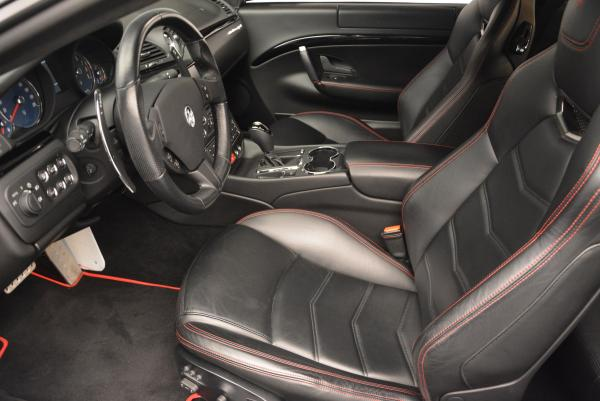 Used 2013 Maserati GranTurismo Sport for sale Sold at Maserati of Westport in Westport CT 06880 14
