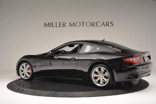 Used 2013 Maserati GranTurismo Sport for sale Sold at Maserati of Westport in Westport CT 06880 4