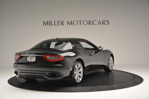 Used 2013 Maserati GranTurismo Sport for sale Sold at Maserati of Westport in Westport CT 06880 7